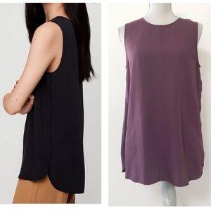 Aritzia Babaton Wieland sleeveless blouse